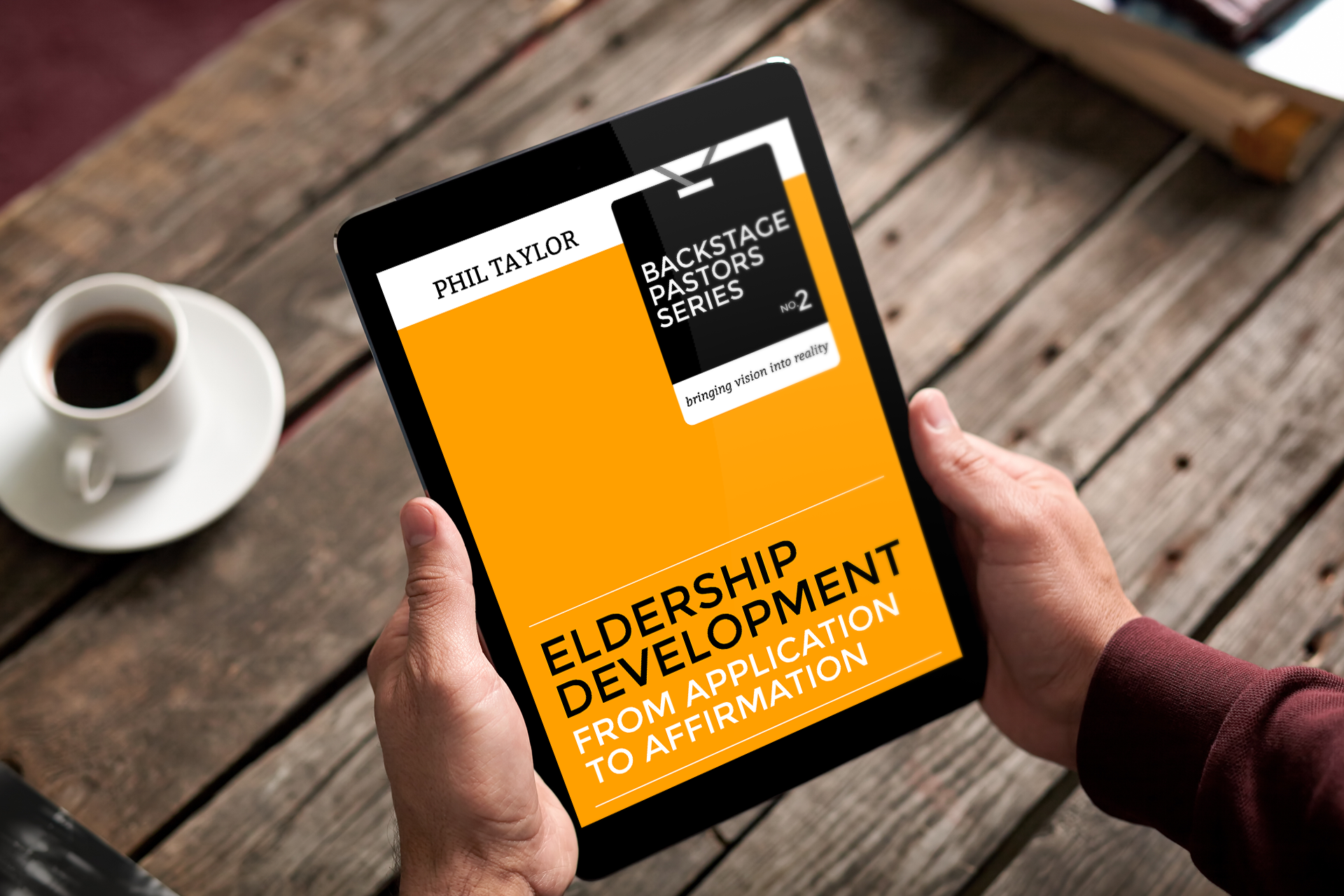 BOOK ON ELDERSHIP DEVELOPMENT
